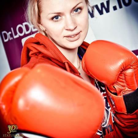 Светлана Кулакова, чемпион по боксу и кикбоксингу
