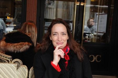 Marie de la ville bauge Paris cafe