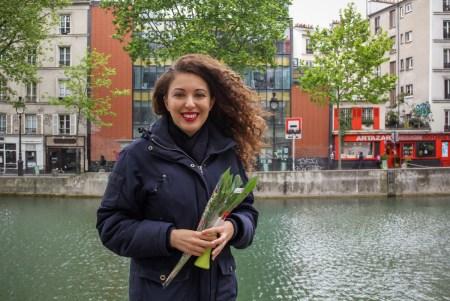 Assia Benziane Paris 1 May 2017 Interview MadameSuccess.com