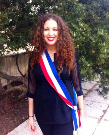 Assia Benziane Twitter Photo Deputy Mayor Fontenays-sous-Bois France