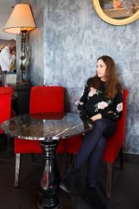 Chiara Condi Led By Her Interview MadameSuccess.com Cafe Paris