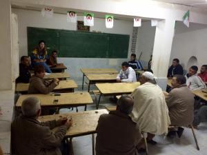 School Algeria Assia Benziane