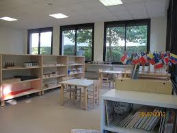 Beautiful Minds International Montessori School Paris Room