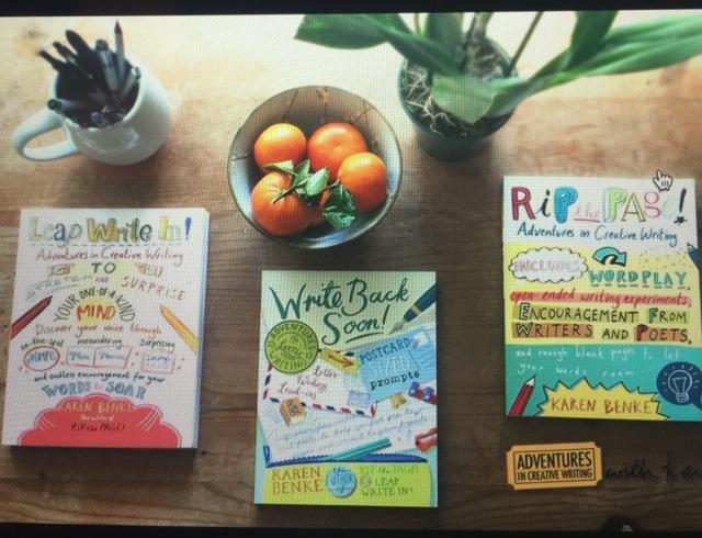 Karen Benke Books