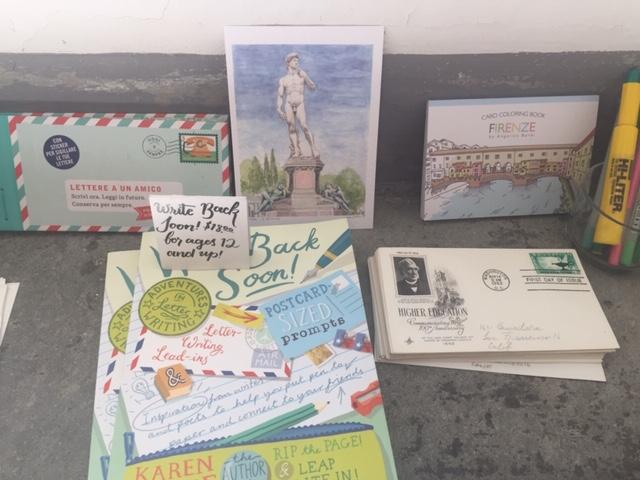 Karen Benke Love Letters Writing