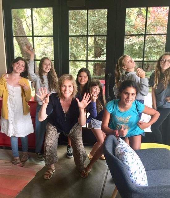 Karen Benke Students Creative Writing Workshops