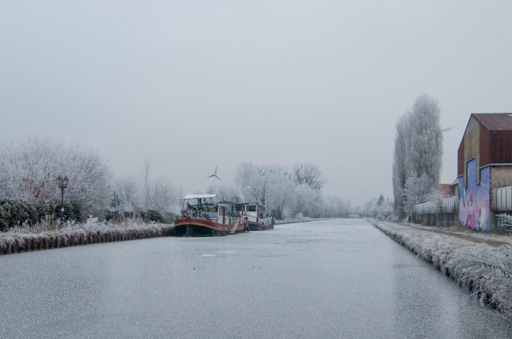 le Canal de Marne au Rhin traversant Saverne