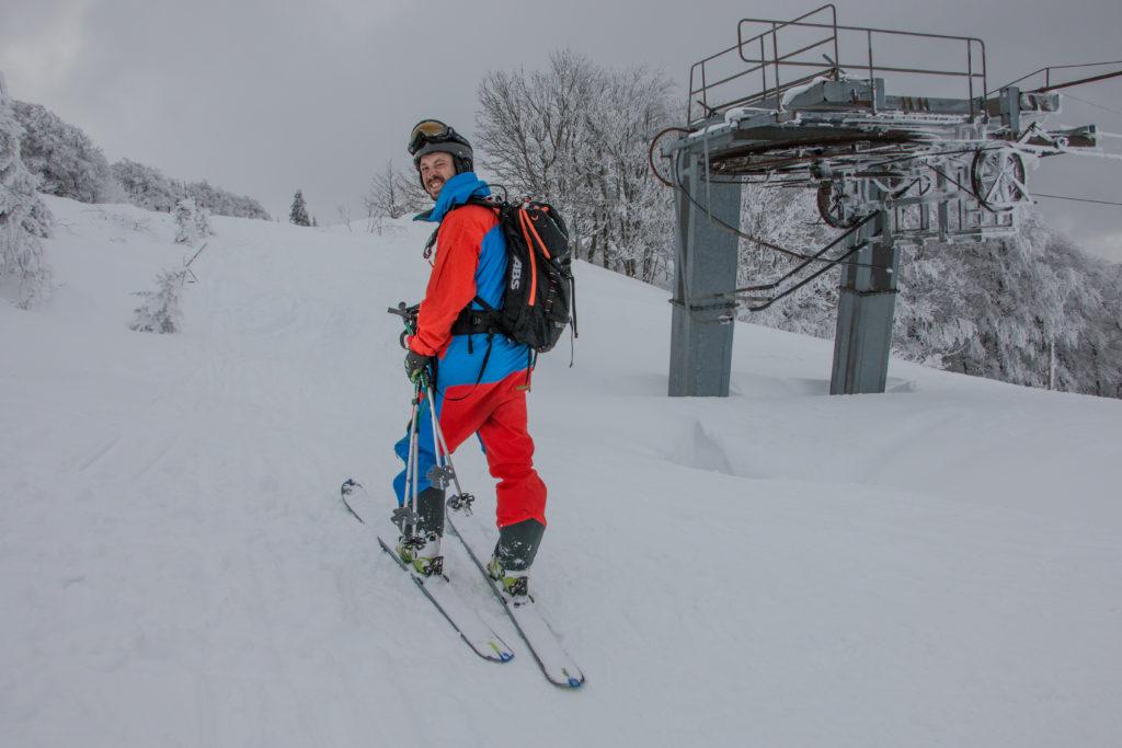 débuter le ski de randonnée, blog madame voyage