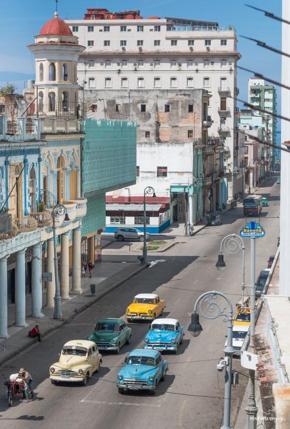 Quartiers de La Havane, mes expériences, blog madame voyage