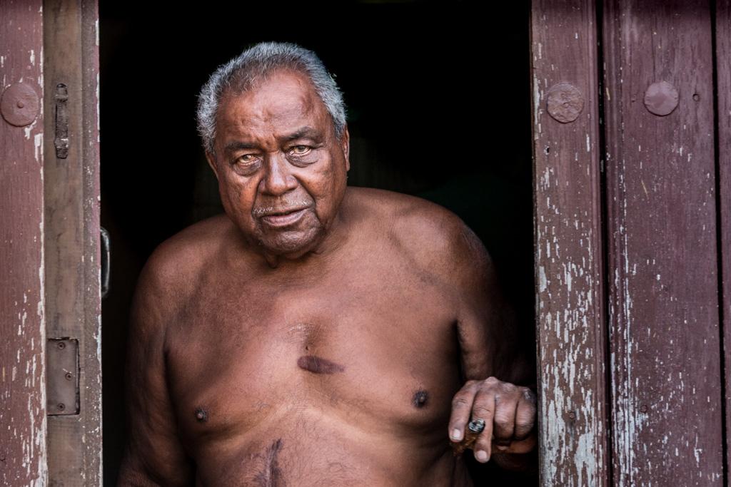 Blog Madame Voyage à Cuba, Trinidad, Portrait d un cubain