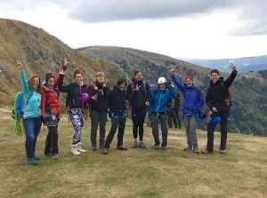 Initiation Alpinisme Caf Girls Grand Est Blog Madame Voyage