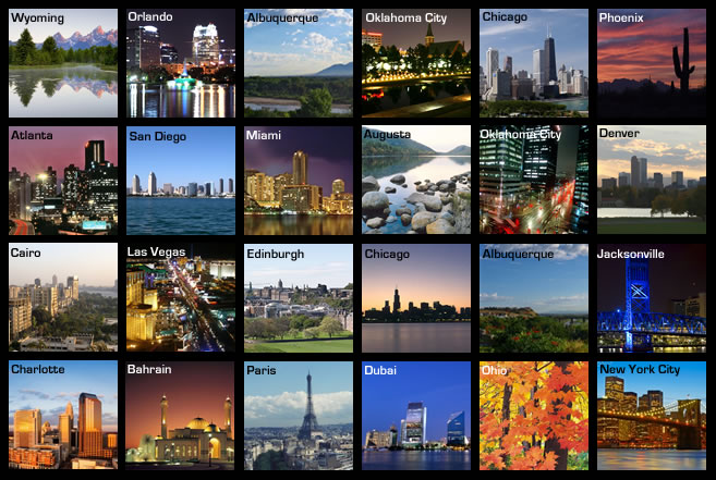 cities-collage