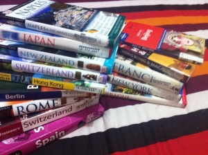 Javamilk Travel Book Collection