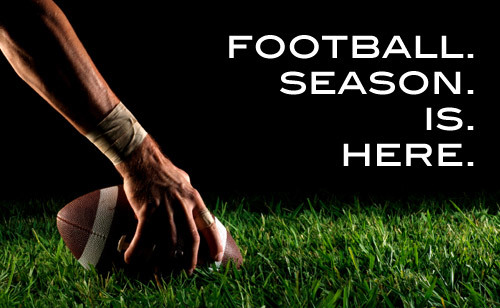 Ladies… Learn How to Support Your Man During football season