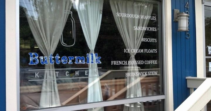 Buttermilk Kitchen- Atlanta