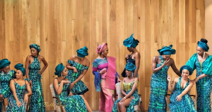 To wear Aso Ebi or to NOT wear Aso Ebi is the Question ?