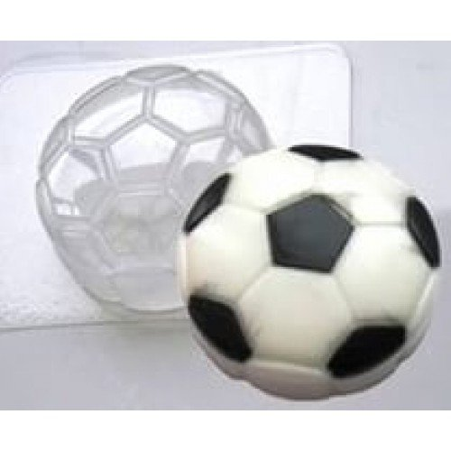 """Пластиковая форма """"Футбольный мяч 2"""""""