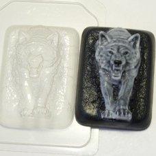 """Пластиковая форма """"Волк из темноты"""""""