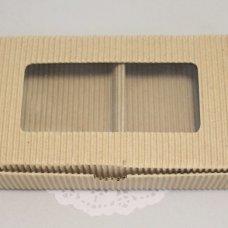 Коробка Натуральная с окном