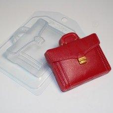 Портфель кожаный