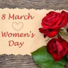 8 March Womens Day