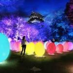 広島城の歴史を紐解きながらチームラボ光の祭りを楽しむアクセス案内