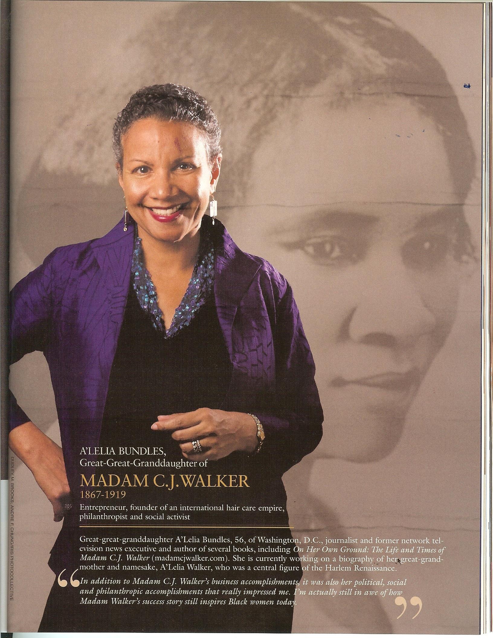 Madam Walker A Lelia Walker Family Archives