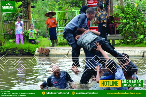 Alternatif Memilih Lokasi Outbound Team Building di Guci Tegal