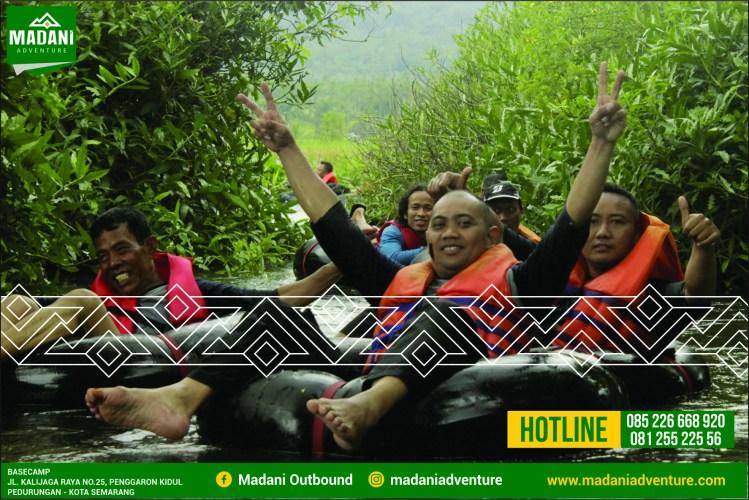 Outbound Kampoeng Banyumili MAdani Adventure
