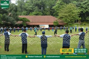 Outbound Bandungan Madani Adventure