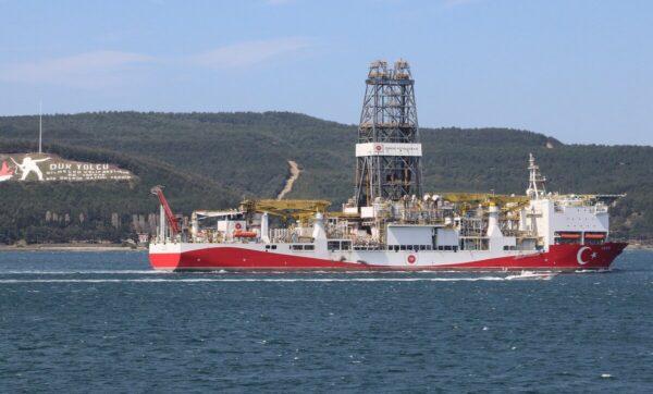 الغاز الطبيعي تركيا 600x362 - وكالة أنباء أمريكية تتوقع إعلاناً تركياً هاماً الأسبوع المقبل - Mada Post