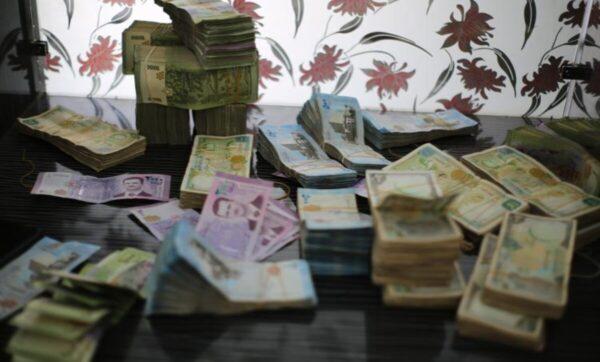 العملات والليرة السورية - تعبيرية - تغير جديد في أسعار العملات والذهب مقابل الليرة السورية والتركية 16 10 2020