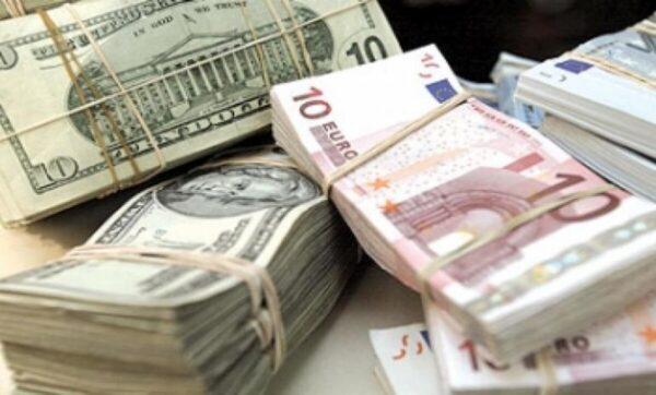 اليورو والدولار -تعبيري