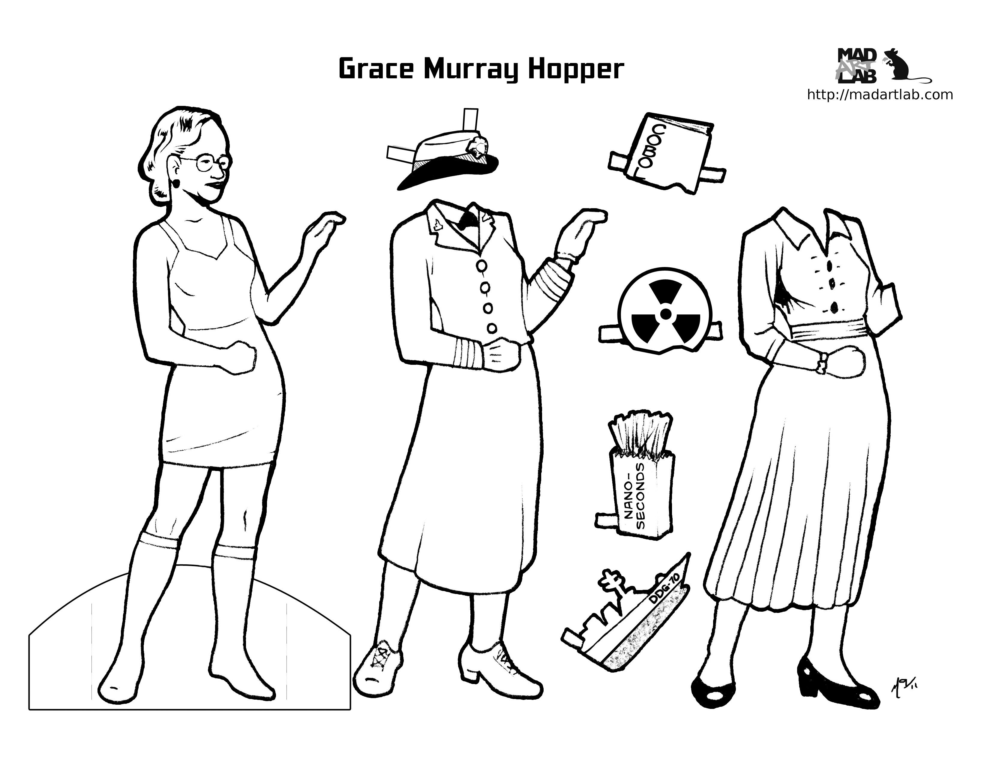 Amazing Grace Mad Art Lab