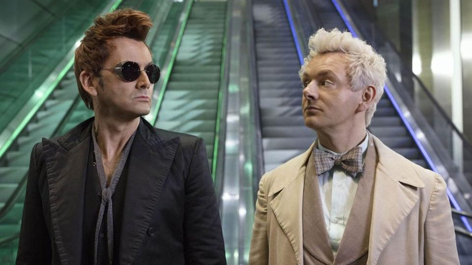 Petition for Netflix to Cancel Amazon's Good Omens