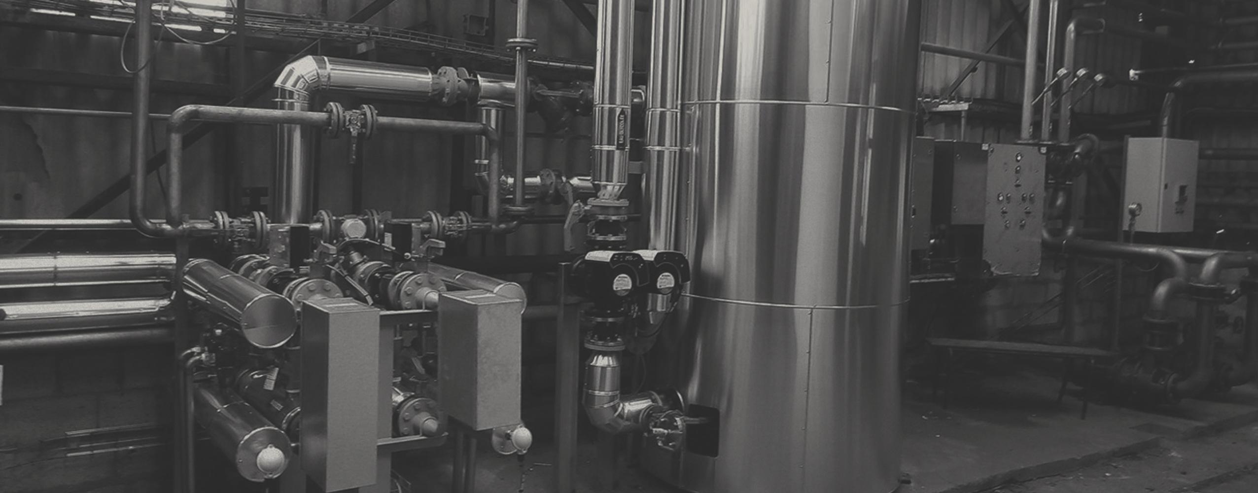 chaudronnerie-tuyauterie industrielle