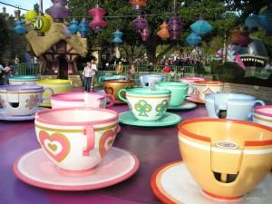 tea-cup ride