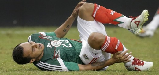 Luis Montes out of World Cup