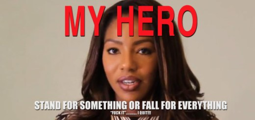 Charlo Greene my hero