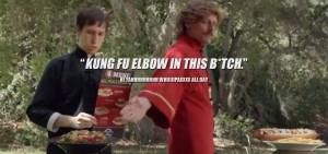 Kung Fu Elbow