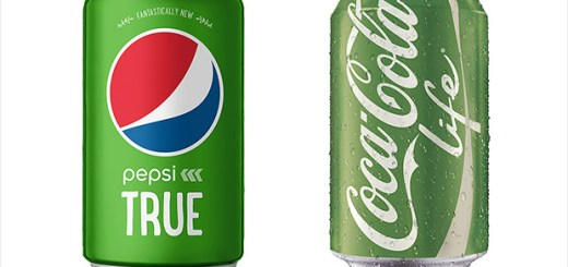Coke and Pepsi launch competing green stevia sodas