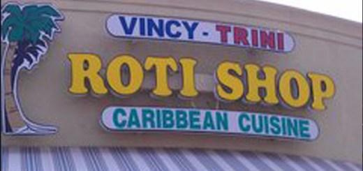 Vincy Trini Roti Shop