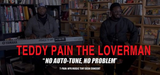 T-Pain Sang Without Auto-Tune