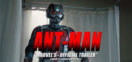 Marvel's Ant-Man Official Trailer