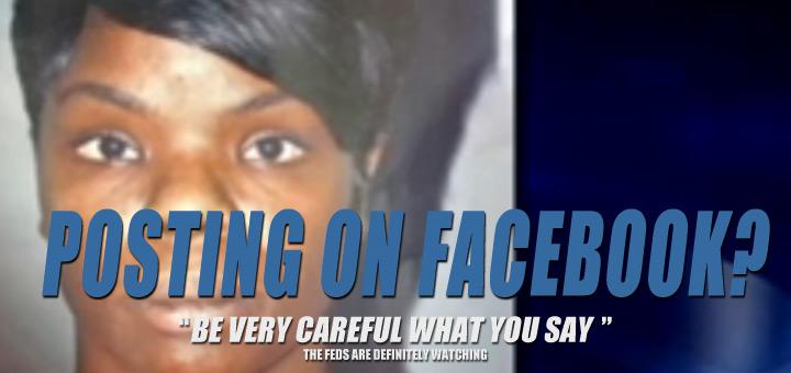 Mother Arrested for Facebook post