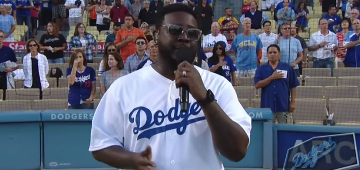 T-Pain VS 'The Star-Spangled Banner'