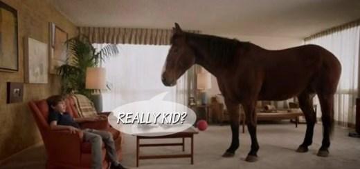 Skippy Peanut Butter Commercial 2016 Horse
