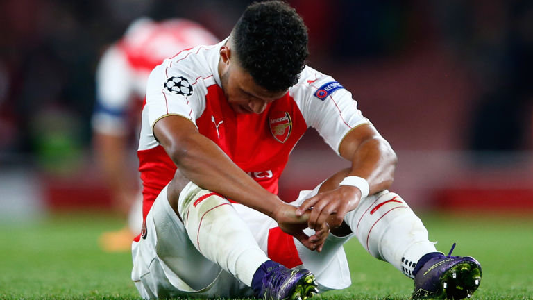 Arsenal fail on matchday one