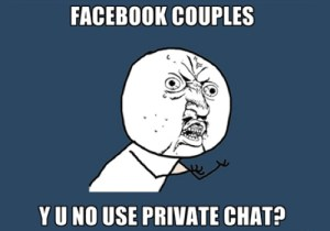 Grown Women And Facebook Relationship Status