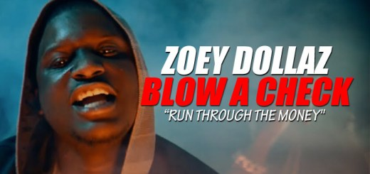 Zoey Dollaz Blow A Check